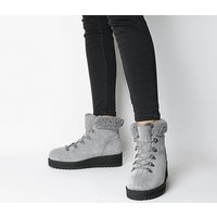 shop for UGG Birch Lace Up Shearling GEYSER at Shopo