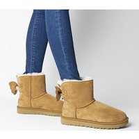 shop for UGG Star Bow Mini CHESTNUT at Shopo