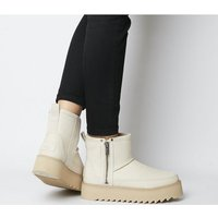 UGG Classic Rebel Biker Mini BONE