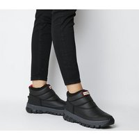 Hunter Original Insulated Snow Ankle Boot BLACK