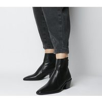 shop for Office Arise Unlined Boots BLACK LEATHER at Shopo