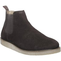 Office Barnaby Chelsea Boot BROWN SUEDE