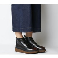 shop for Timberland Blue Bell Lane Lace Up DARK RED BRUSH OFF at Shopo