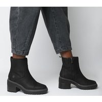 shop for Timberland Silver Blossom Side Zip BLACK at Shopo