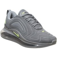 Nike Air Max 720 COOL GREY VOLT ELECTRIC GREEN BLACK