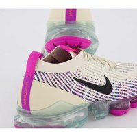 shop for Nike Air Vapormax Fk 3 FOSSIL BLACK PINK CRIMSON BLUE JADE F at Shopo