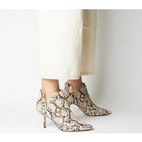shop for Office Memphis Pointed Shoeboot NATURAL SNAKE at Shopo