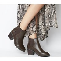 Office Anomoly- Casual Chelsea Boot BROWN