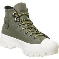 shop for Converse All Star Lugged Waterproof Nylon Boot FIELD SURPLUS VIVID SULFUR at Shopo