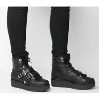 Shoe the Bear Bex Buckle L BLACK