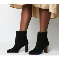 shop for Ted Baker Orbida Block Heel BLACK at Shopo