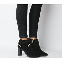 shop for Ted Baker Anaedi Block Heel BLACK at Shopo
