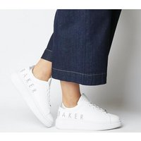 shop for Ted Baker Ailbaa Sneaker WHITE at Shopo