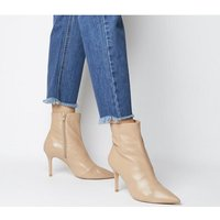 shop for Office Acquaint- Dressy Stiletto Boot CAMEL LEATHER at Shopo