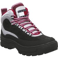 shop for Tommy Hilfiger Heritage Wmn Expedition Boot BLACK at Shopo