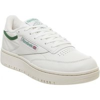 Reebok Club C Double CHALK GREEN