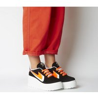 shop for Go Sexy Sonic Sneaker BLACK WHITE ORANGE at Shopo