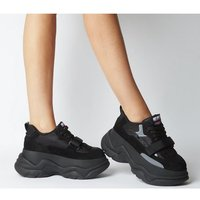 Go Sexy X-plorer Sneaker BLACK REFLECTIVE