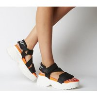 shop for Go Sexy Tube Sandal BLACK at Shopo
