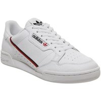 adidas Continental 80s Flash WHITE RED NAVY