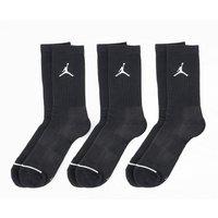 Nike Jordan Jumpman Crew Socks 3 Pair BLACK