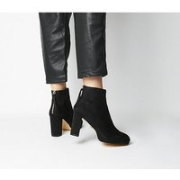 shop for Office Ann- Low Platform Boot BLACK at Shopo