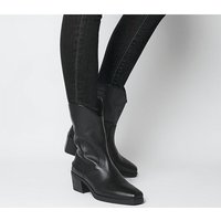 shop for Vagabond Simone Western Boot BLACK at Shopo