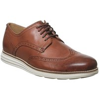 shop for Cole Haan W Original Grand Wingtip Oxford WOODBERRY BROWN at Shopo