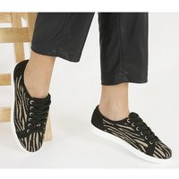 shop for Office False Start- Lace Up Trainer TIGER KNIT at Shopo