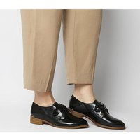 Office Fizzy Bow Loafer BLACK LEATHER