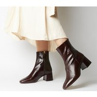 shop for Office Aloof - Smart Boot CHOC LEATHER at Shopo