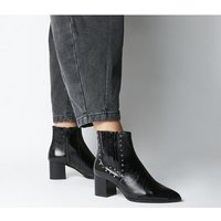 shop for Office Alas - Chelsea Boot BLACK LEATHER at Shopo