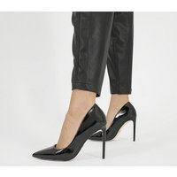 Office Harlem- Point Court Shoe BLACK PATENT LEATHER