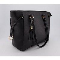 Office Bree Tote Bag BLACK