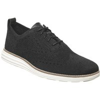 shop for Cole Haan Original Grand Stitchlite Oxford BLACK IVORY at Shopo