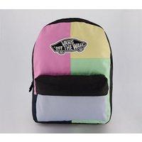 Vans Realm Backpack CHECKWORK
