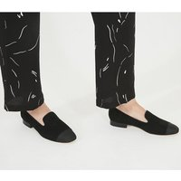 Office Float- Slipper BLACK MIX