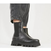 shop for Office Avidity Chelsea Boots BLACK LEATHER at Shopo