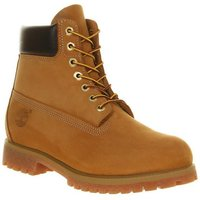 Timberland 6 In Buck boots WHEAT NUBUCK