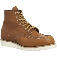 shop for Redwing Work Wedge Boot TAN LEATHER at Shopo