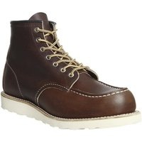 shop for Redwing Work Wedge boots BROWN LEATHER at Shopo