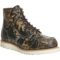 shop for Redwing Work Wedge Boot CAMO LEATHER at Shopo