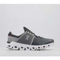 shop for On Running Cloudswift Trainers ROCK SLATE at Shopo