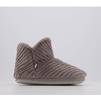 shop for Joules Cabin Luxe Boot GREY at Shopo