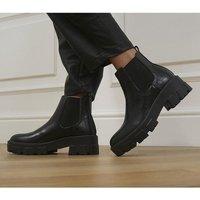 shop for Raid Liza Chelsea Boots BLACK CROC at Shopo