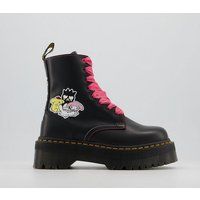 shop for Dr. Martens Jadon Hello Kitty & Friends Boots BLACK at Shopo