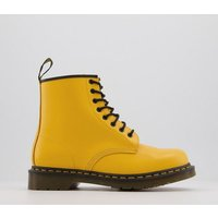 shop for Dr. Martens 1460 8 Eye Boots DMS YELLOW at Shopo