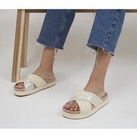 TOMS Paloma Slides SILVER ROPE