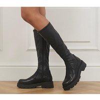 Vagabond Shoemakers Cosmo 2.0 Stretch Boots BLACK