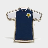 Official Team Scotland FA Home Shirt Badge - White - Mens 004649